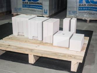 BMO KS - KS-Hintermauersteine / KS-Ratio-Blocksteine