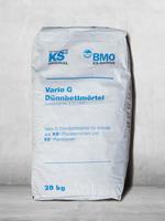 BMO KS - Vario G Dünnbettmörtel