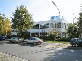 Kalksandstein Verwaltung Osnabrück