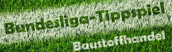 Bundesliga-Tippspiel Baustoffhandel